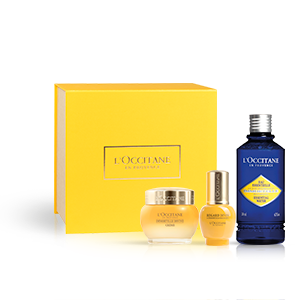 Soin visage anti-ride complet et efficace à l'Immortelle | L'OCCITANE