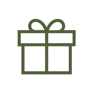 Votre cadeau surprise Vert