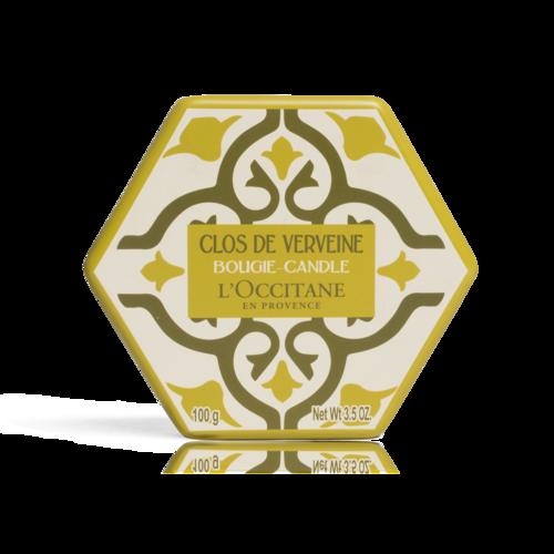 Bougie Parfumée Clos de Verveine 100 g
