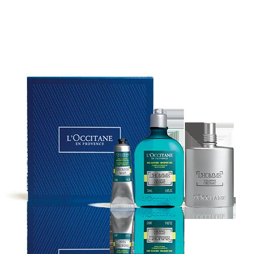 Coffret Cadeau Parfum L'Homme Cologne Cédrat