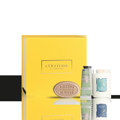 Coffret Cadeau Parfum Maison Revitalisant