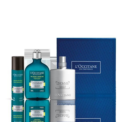 Coffret Parfum L'Homme Cologne Cédrat