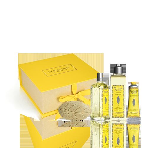 Coffret Parfum Verveine Agrumes