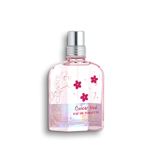 Eau de Toilette Fleurs de Cerisier Irisé 50 ml