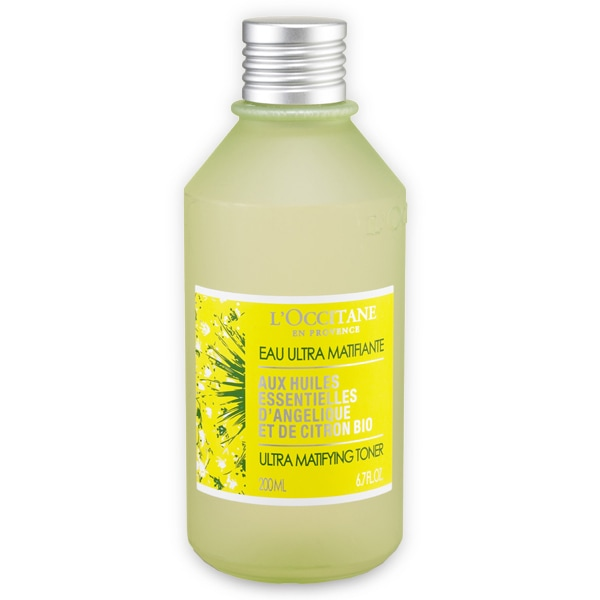 Eau Ultra Matifiante Angélique Citron