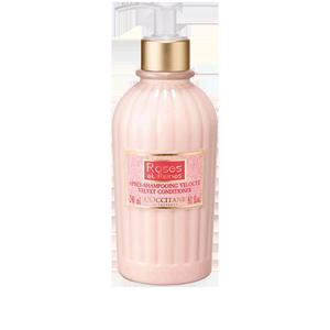 Après-Shampoing démêlant à l'extrait de Rose | L'OCCITANE