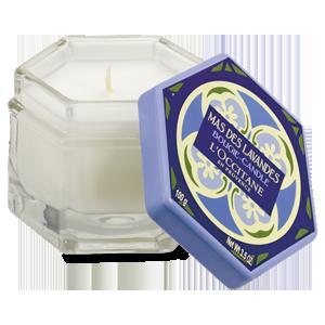 Bougie Parfumée Mas des Lavandes