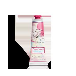 Cerisier Pastel Crème Mains