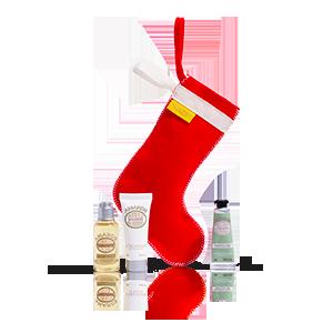 Chaussette de Noël Amande | L'OCCITANE