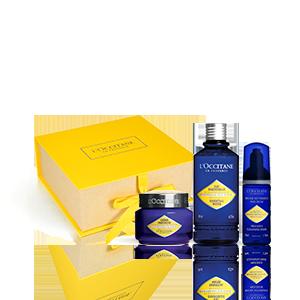 Coffret anti-âge huile essentielle d'Immortelle | L'OCCITANE