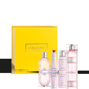 Coffret Cadeau Parfum Rose | L'OCCITANE