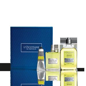 Coffret Cadeau Parfum Cédrat   L'OCCITANE