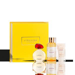 Coffret Cadeau Parfum Terre de Lumière   L'OCCITANE