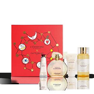 Coffret Cadeau Parfum Terre de Lumière Noël | L'OCCITANE