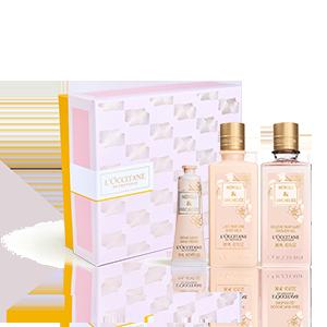 Coffret Corps Néroli & Orchidée | Soin corps parfumé