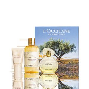 Coffret Eau de Parfum Terre de Lumière Or | Parfum femme 50ml
