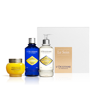 Coffret Immortelle Divine SPF