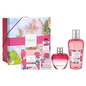 Coffret Parfum Pivoine