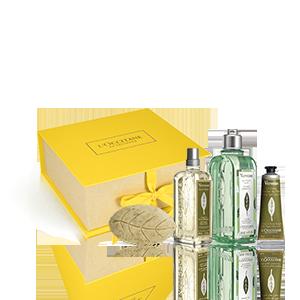Coffret Parfum Verveine | Frais et pétillant