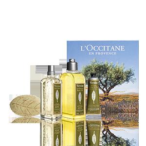 Coffret Parfum Verveine | Parfum femme & homme | Cadeau