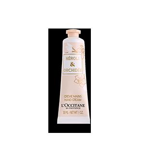 Crème Mains Néroli & Orchidée - Soin des mains