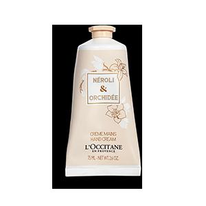 Crème Mains Néroli et Orchidée | Soin des mains