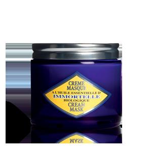 Crème Masque Immortelle | Crème de jour et masque