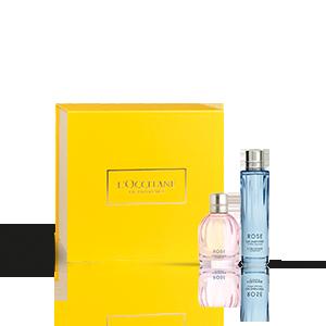 Duo Parfum Rose Apaisant | L'OCCITANE
