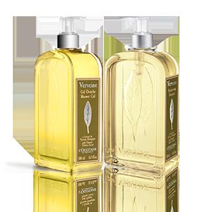 Duo Shampooing & Gel Douche Verveine