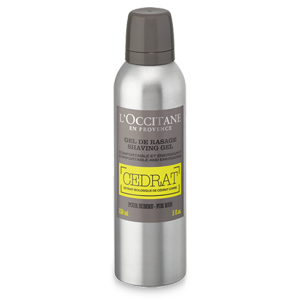 L'Occitane - Produits de Soin Naturels - Gel de Rasage