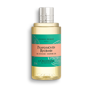 Gel Douche Pamplemousse Rhubarbe