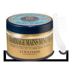 Gommage Mains Minute Karité