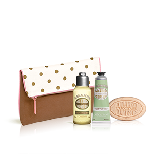 Mini Coffret Gourmand Amande - L'OCCITANE