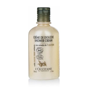 Organic Shower Cream