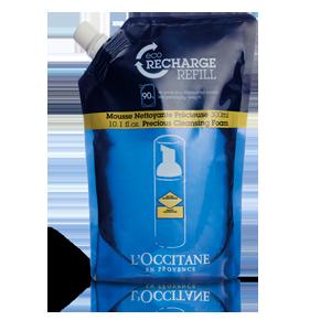 Recharge Mousse Nettoyante Précieuse Immortelle | Eco-friendly