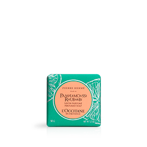 Savon Parfumé Pamplemousse Rhubarbe | Soin du corps