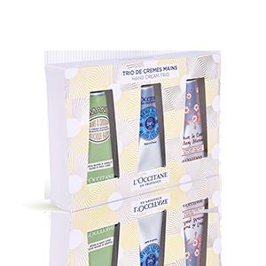 Trio de Crèmes Mains | Soin des mains | Mains douces