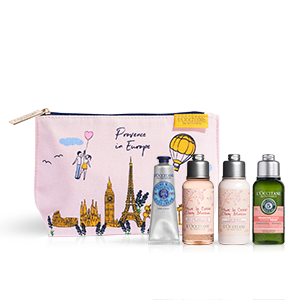 Trousse Les Incontournables Provence in Europe | L'Occitane