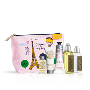 Trousse Soin Corps Provence in Paris | L'OCCITANE