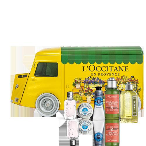 Camion iconique L'OCCITANE
