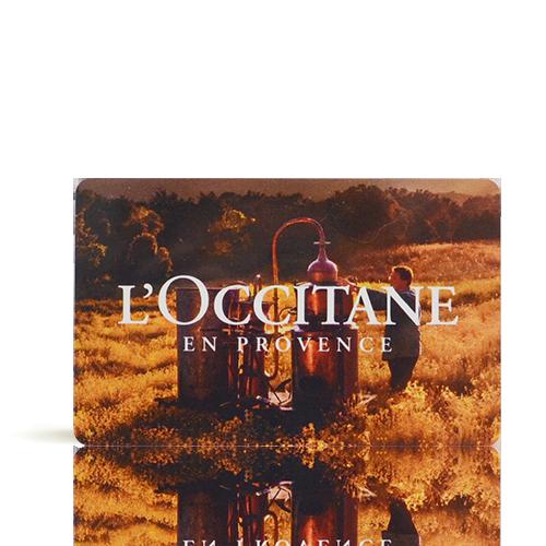 Carte Cadeau L'Occitane 50€