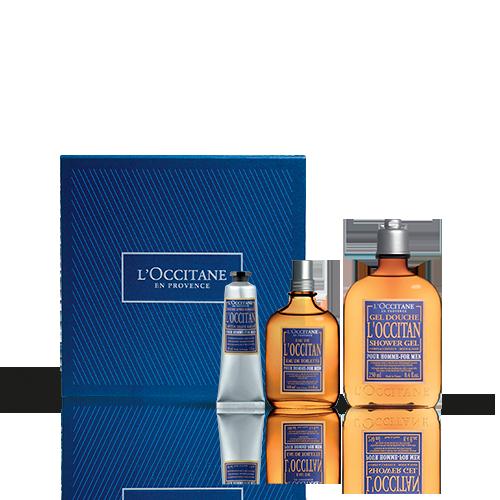 Coffret Cadeau Parfum L'Occitan
