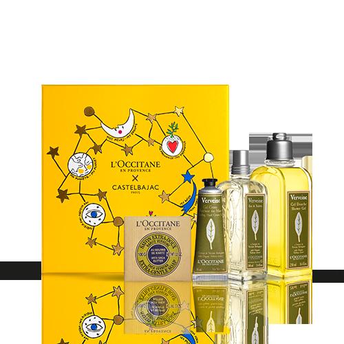 Coffret Cadeau Noël - Parfum Verveine