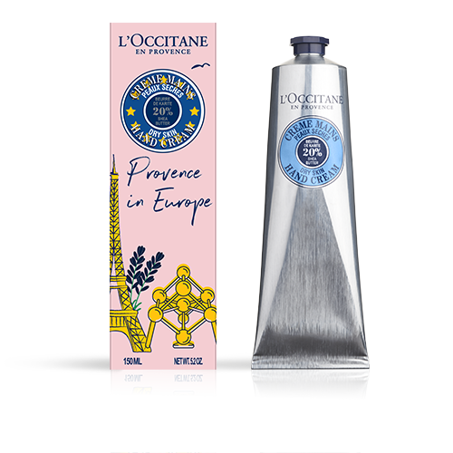 Crème Mains Karité Provence in Europe 150ml