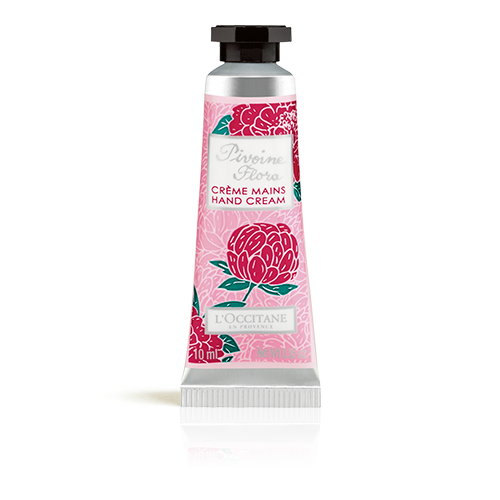 Crème Mains Pivoine Flora
