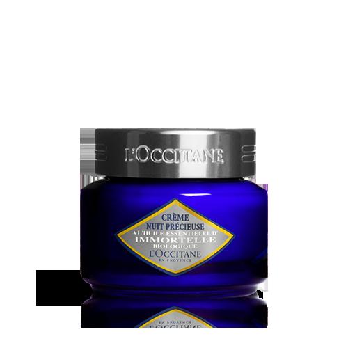 Crème Nuit Précieuse Immortelle 50 ml
