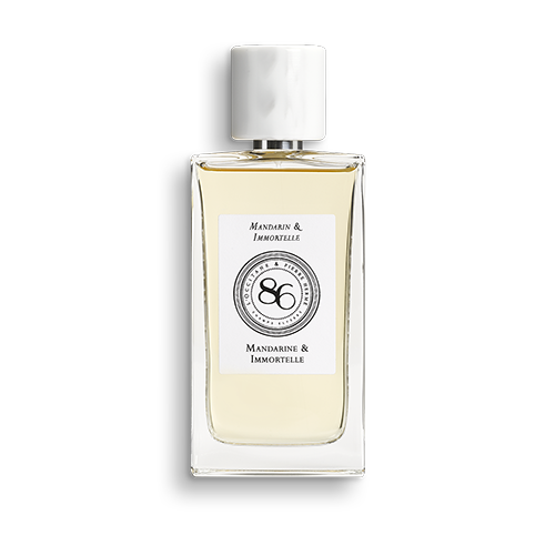 Collection de Parfums 86 Champs – Mandarine et Immortelle
