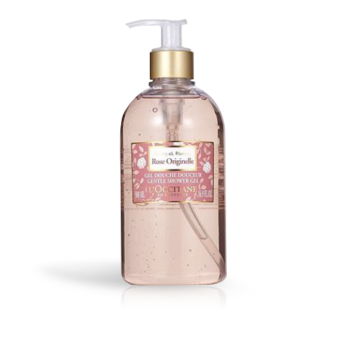 Gel Douche Douceur Rose Originelle