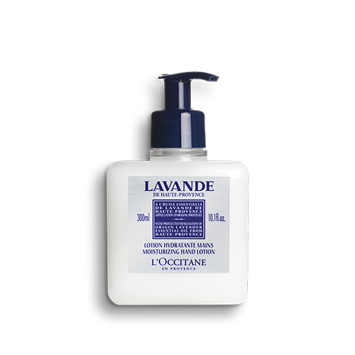 Lotion Hydratante Mains Lavande 300 ml