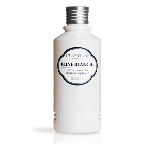 Lotion immaculée Reine Blanche